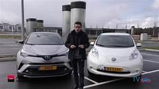 hybride ou electrique essai comparatif voiture hybride 233 lectrique toyota c