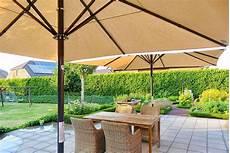 Sonnenschirm Holz 4m - sonnenschirme 4x4m 5m 6m 8m rund rechteckig kaufen