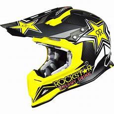 dirt bike helm new just1 mx j12 rockstar 2 0 yellow black dirt bike