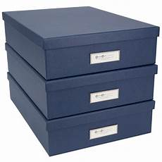 letter size document boxes set of 3 in file storage boxes