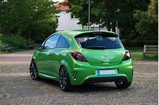 opel corsa opc nurburgring edition d facelift laptimes