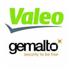 gemalto and valeo partner to turn your smartphone into a
