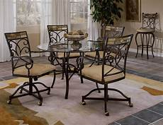 Kitchen Tables Furniture The Most Popular Types Kitchen Chairs With Wheels