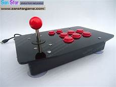 Arcade Controller Fight Stick Joystick by Free Shipping Usb Fighting Stick With Build In 8 Button
