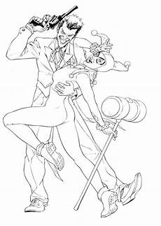harley quinn coloring pages coloring pages