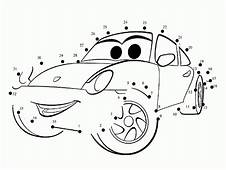 Disney Cars Activity Sheet  Coloring Pages