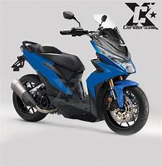 Modifikasi Beat New by Konsep Modifikasi Honda All New Beat Esp Touring Cxrider