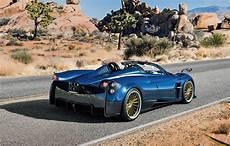Pagani Huayra Roadster The Awesomer