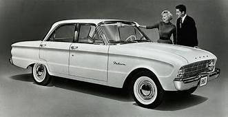 Ford Falcon History