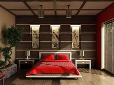 Small Bedroom Style Asian