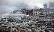 Tianjin China Explosion - were the tianjin explosions caused by a u s directed