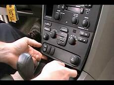 how to remove install your volvo v70 s60 s80 heater a c