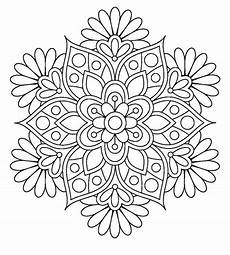 get this flowers mandala coloring pages for adults ycv41