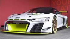 World Exclusive Audi R8 Lms Gt2 Look 2019 Goodwood