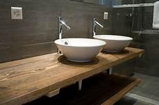waschtisch gäste wc holz waschtisch aus altholz waschr 228 ume badezimmer altholz
