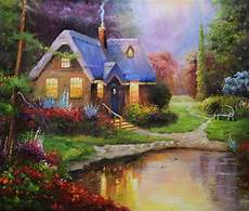 Painted European Style Canvas Painting Realist