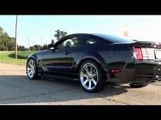 saleen mustang for sale youtube