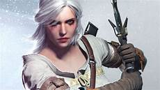 Ciri The Witcher - remember the witcher s ciri has probably been to