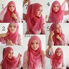 Jilbab Segi Empat Sangat Cocok Untuk Dikenakan Di Berbagai