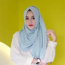 10 Model Jilbab Cantik Ala Selebgram