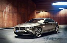 Pininfarina Gran Lusso Based BMW 8 Series Rendered