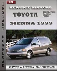 car owners manuals free downloads 1999 toyota sienna seat position control toyota sienna 1999 service manual download repair service manual pdf