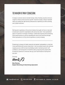 10 cover letter templates and expert design tips to impress employers venngage