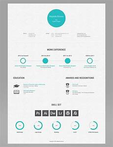 clean simple awesome resume design by maybelle briones