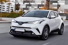 Toyota Chr Crossover Hybride Japonais En Concession 224