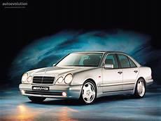 Mercedes E 50 Amg W210 1996 1997 Autoevolution
