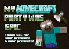 minecraft thank you card template minecraft printable 1 in stickers 4 scrabble tile