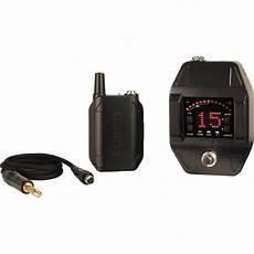 Shure Glxd16 Bodypack Wireless System With Glxd6 Guitar