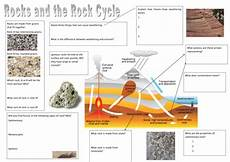 rock cycle revision by mstones teaching resources