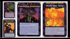 carte illuminati 18 jeu de cartes illuminati nouvel ordre mondial 1995 de