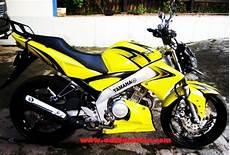 Modifikasi Yamaha Vixion Serba Kuning Semakin Jebret
