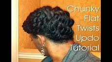 Chunky Flat Twist Hairstyles