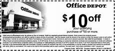 Office Depot Coupons Discounts by Office Depot Printable Coupon To Save 10 Out Of 50