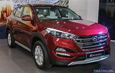Hyundai Prices Unchanged For 2016 Tucson Rm3k Up