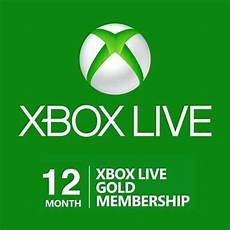 buy xbox live 12 months gold subscription code instant
