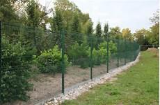 Cloture En Grillage Pour Jardin Immobilier Travaux Comment Construire Sa Cl 244 Ture Ou