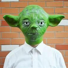 déguisement maitre yoda masque ma 238 tre yoda wars