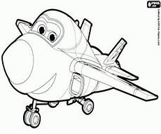 Malvorlagen Wings Junior Jet Wings Ausmalbilder Coloring Pages For