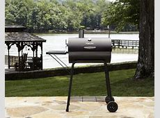 Charcoal Barrel Style Grill: Flavorful Charcoal Grilled
