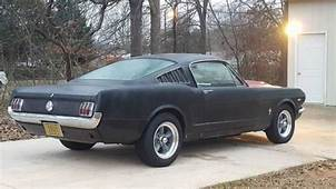 1965 Ford Mustang Fastback 2 Restomod Daily Driver EFI 5