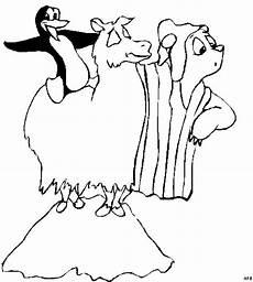 Malvorlagen Kostenlos Lama Pinguin Reitet Auf Lama Ausmalbild Malvorlage Comics