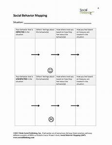 cbt mapping worksheets 11527 social behavior mapping connecting behavior emotions and consequences across the day social