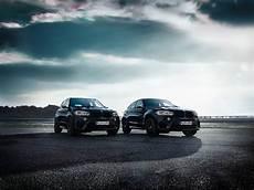 bmw x6 m edition black official bmw x5 m and bmw x6 m black edition gtspirit