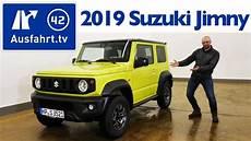 2019 suzuki jimny 1 5 allgrip comfort kaufberatung