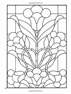 Floral Stained Glass Pattern Book 1913 best templates patterns images on
