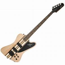 epiphone bass thunderbird epiphone thunderbird pro iv bass 4 string nearly new at gear4music